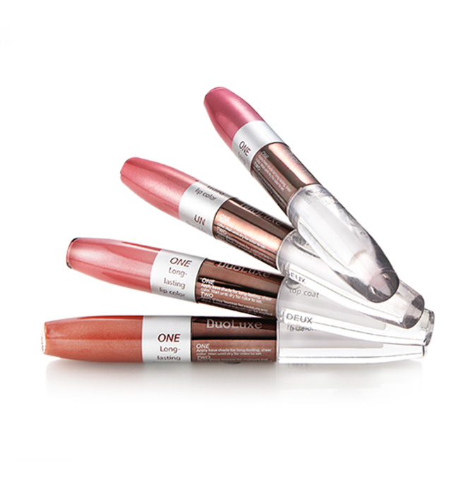 Duo luxe lipgloss
