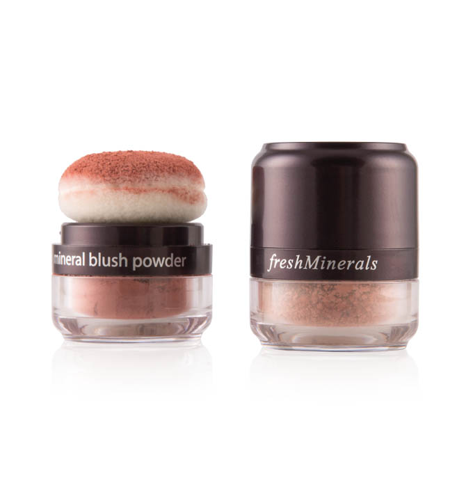 Mineral Blush Powder (with puff)