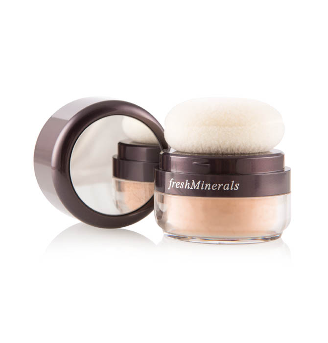 Mineral Powder Foundation (with puff)